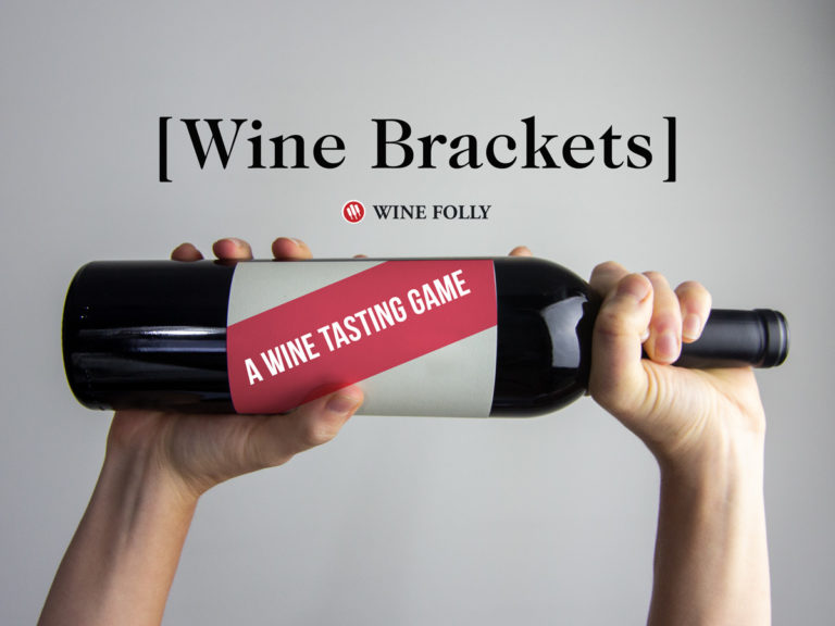 Wine Brackets: a friendly, competitive wine tasting game - Wine Folly