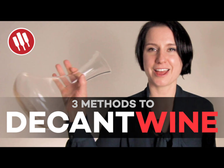 Decant Wine with Wine Folly's Madeline Puckette