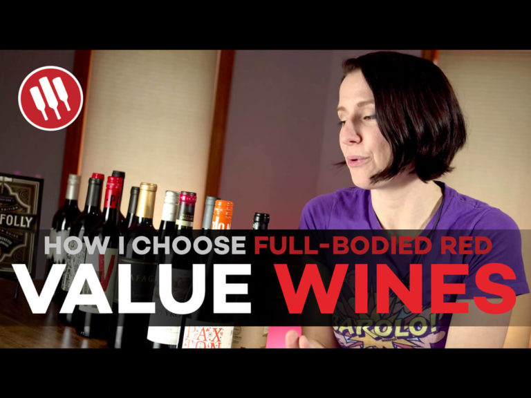 How to Choose Bold Red Wine Values with Madeline Puckette