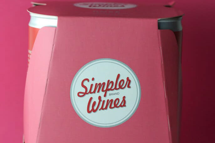Trader Joe's Simpler Wine Rose