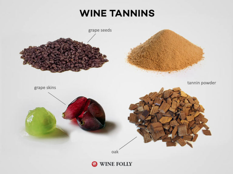 wine-tannins-examples-winefolly
