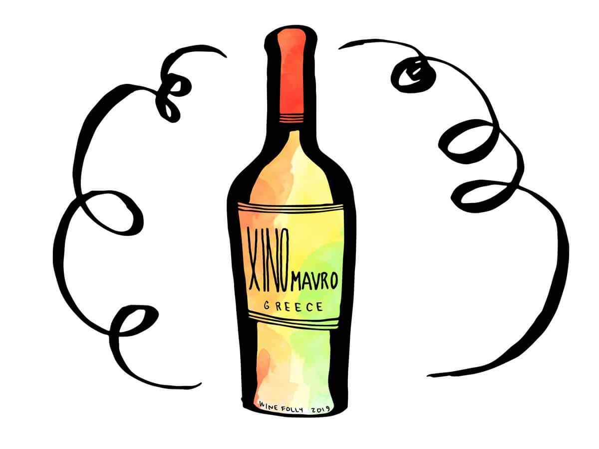 xinomavro-greek-red-wine-bottle-illustration-winefolly